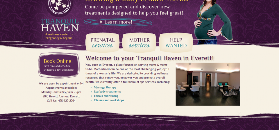 Tranquil Haven Massage v1.0